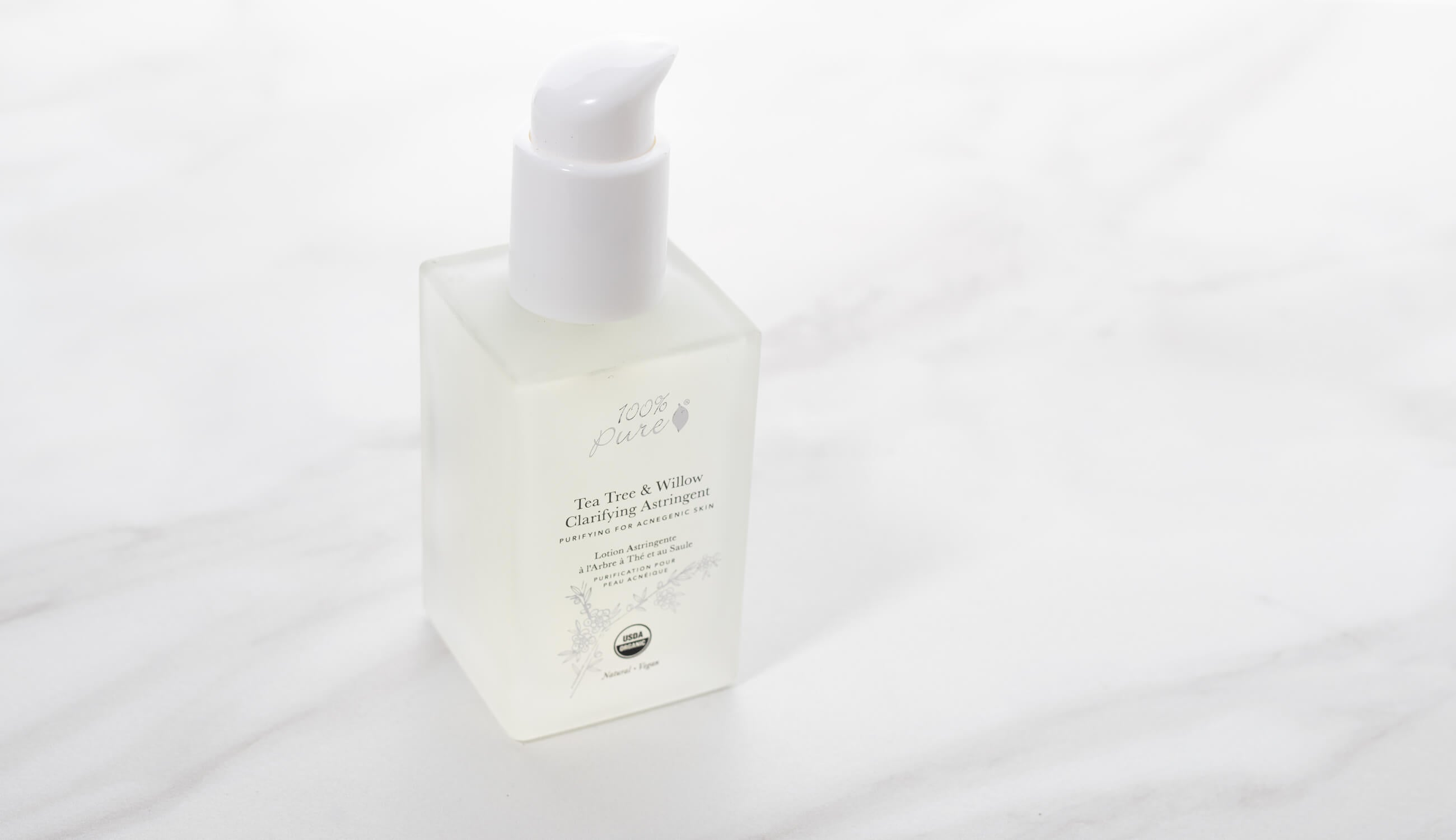 Tea Tree Astringent Pores BLOG