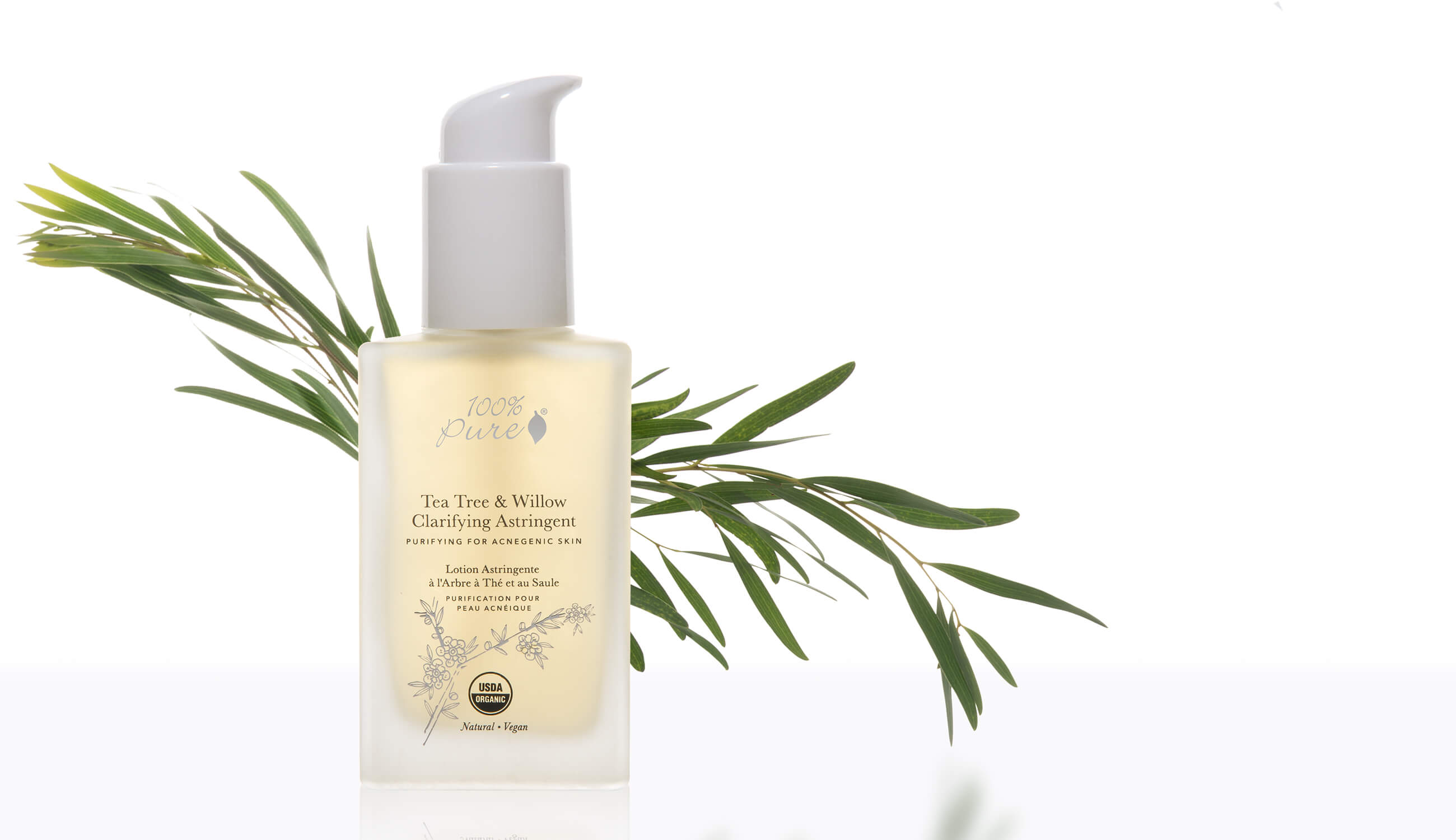 Tea Tree Astringent Toner