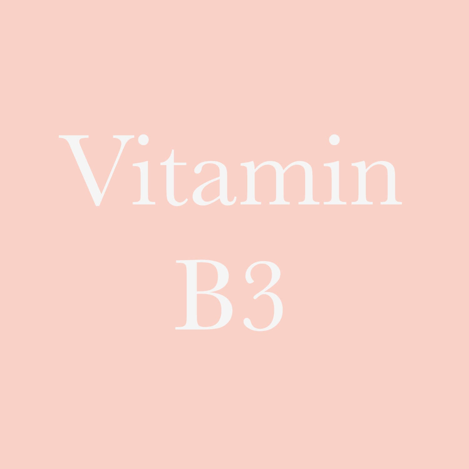 Vitamins for Skin | 100% PURE
