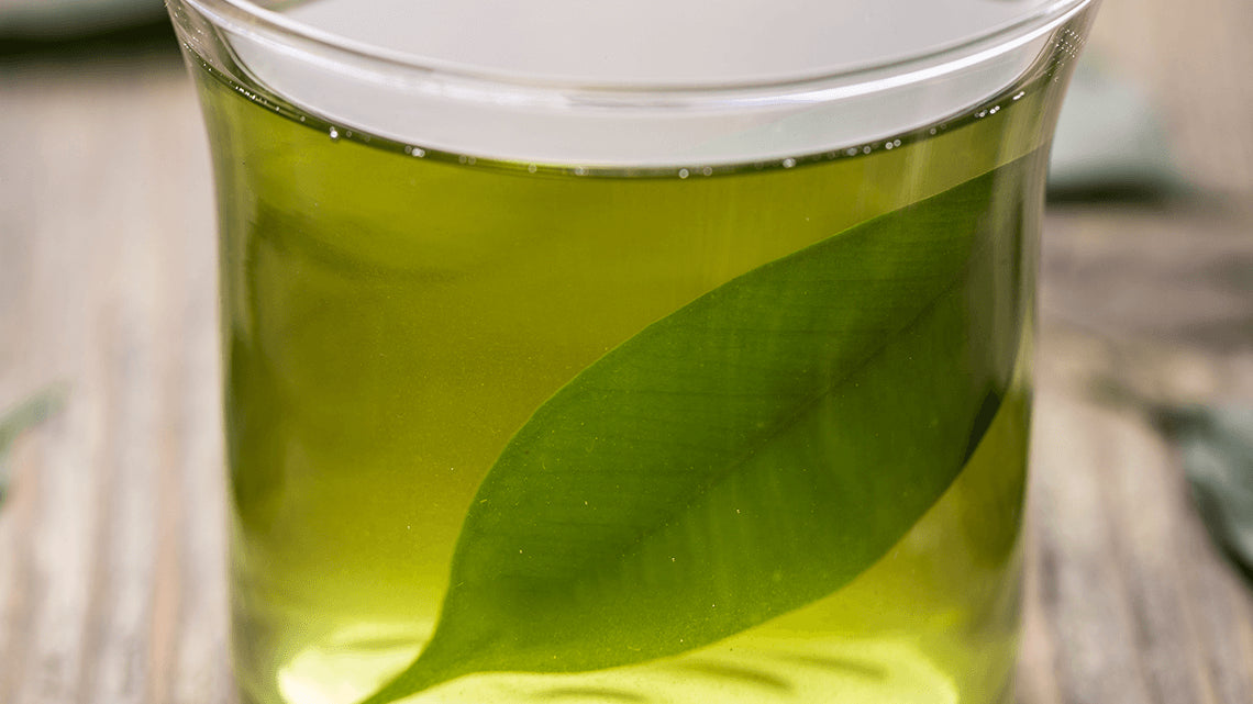 About Us - Green Tea Thickener