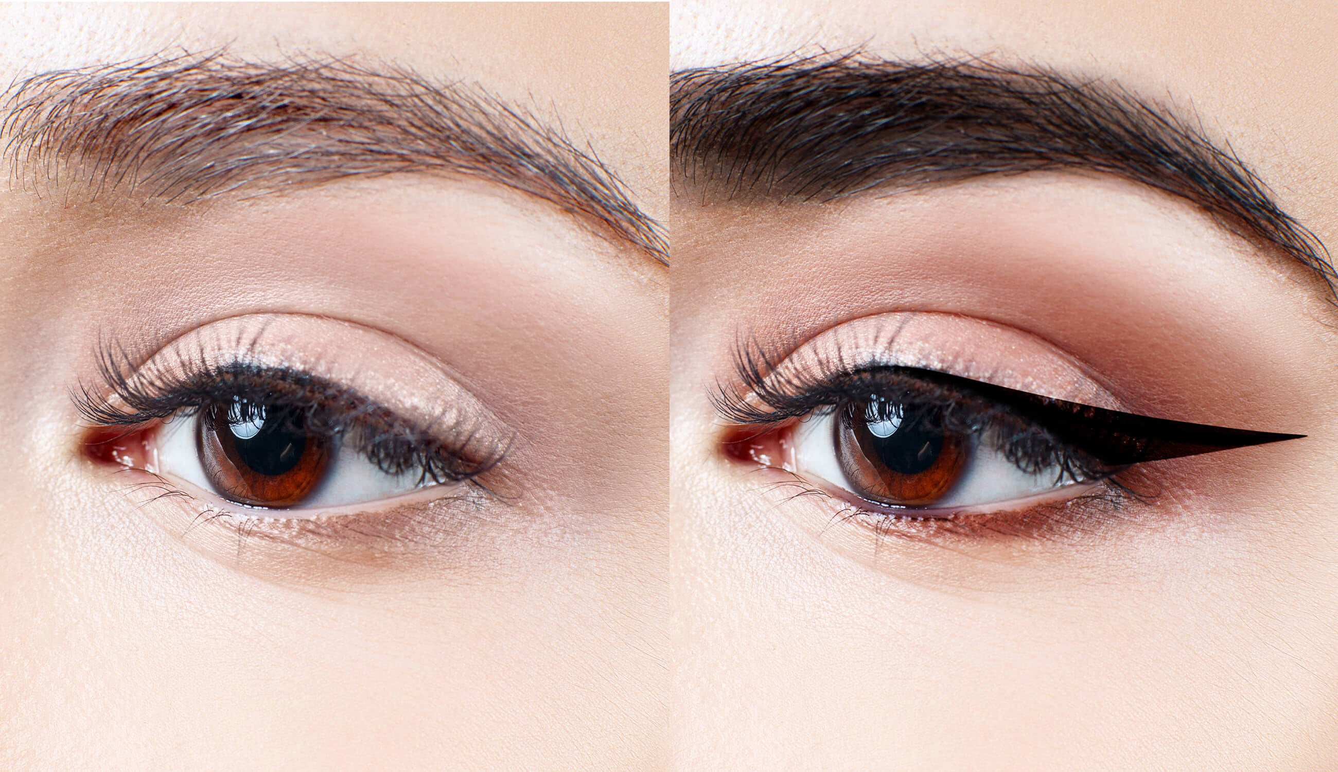 Before After Eye Liner