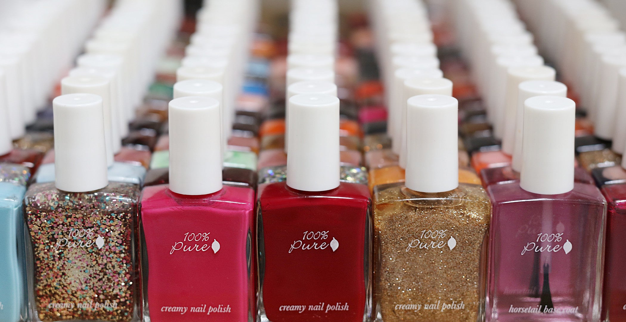How to get the perfect manicure and pedicure at home 100% pure