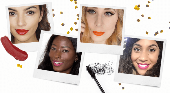 Bold Lips NYE Look - Collection Banner