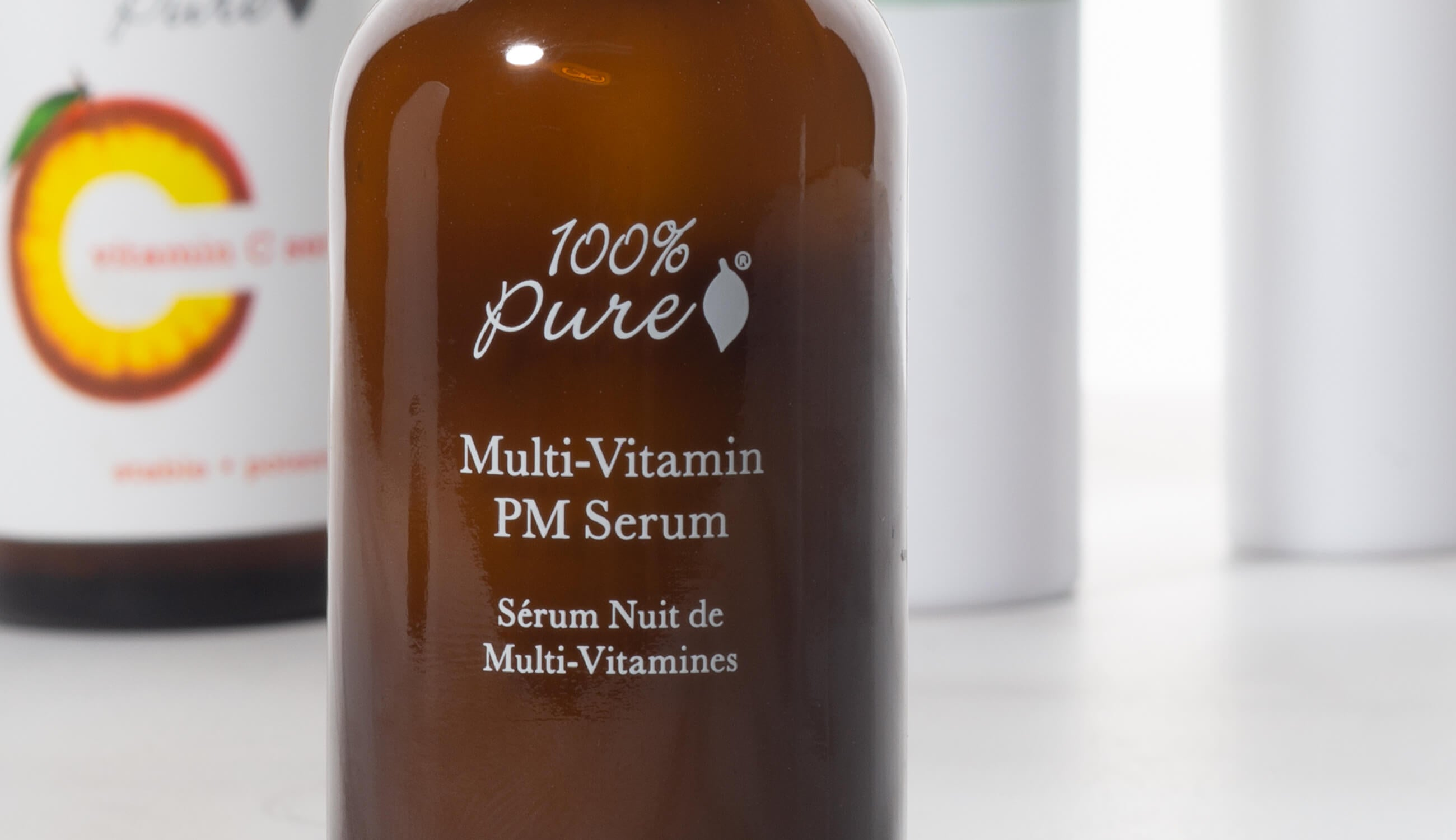 100% PURE Multi Vitamin Serum