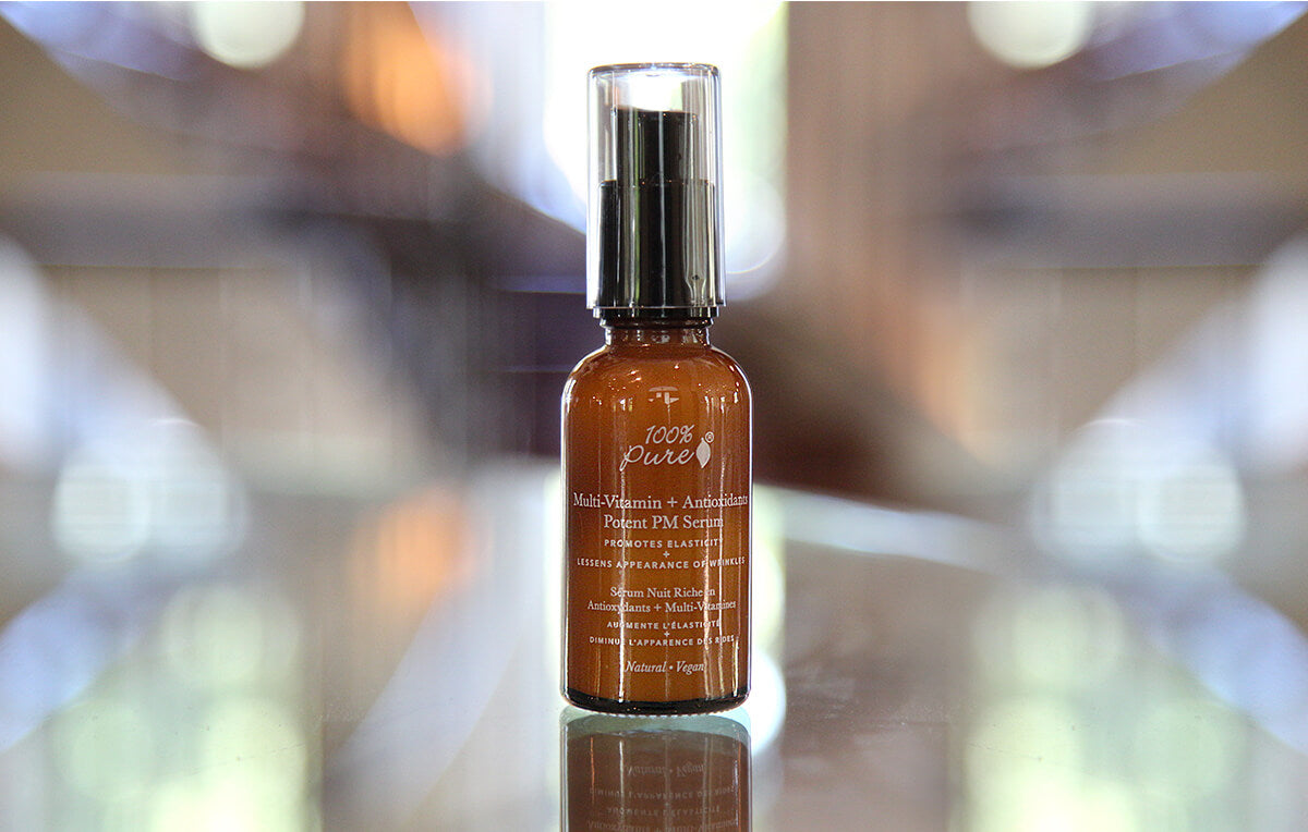 100% PURE Multi Vitamin + Antioxidant PM Serum
