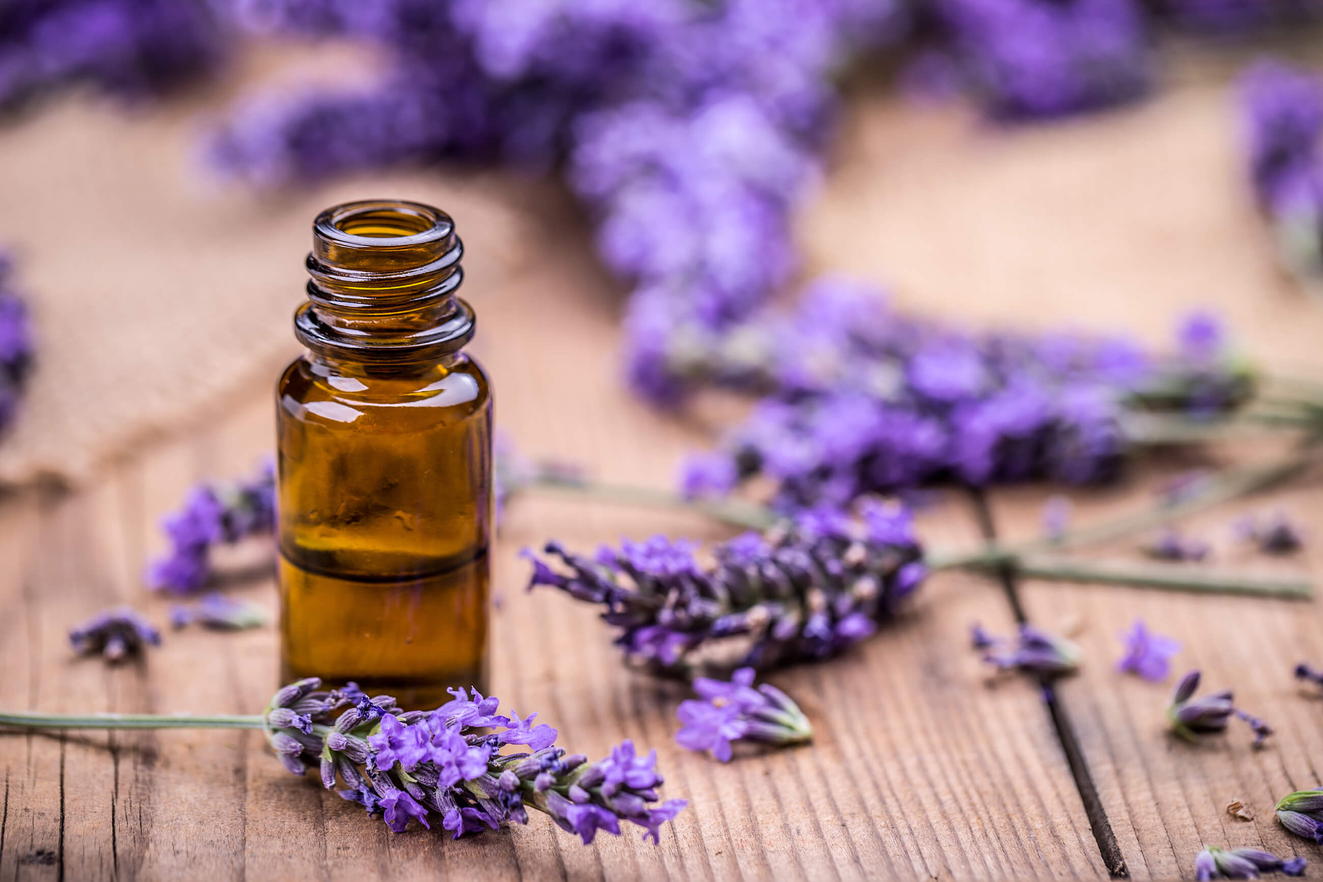 6 Reasons to Use Lavender Oil for Skin | 100% PURE