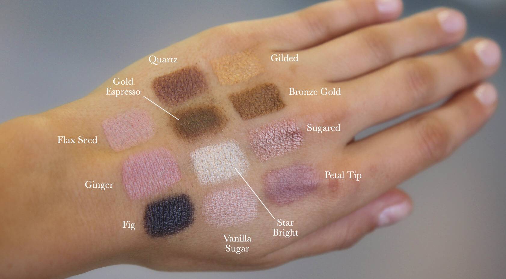 Natural Eye Shadow Guide | 100% PURE