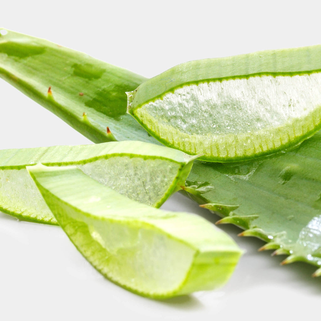 Product Page Key Ingredients: Aloe