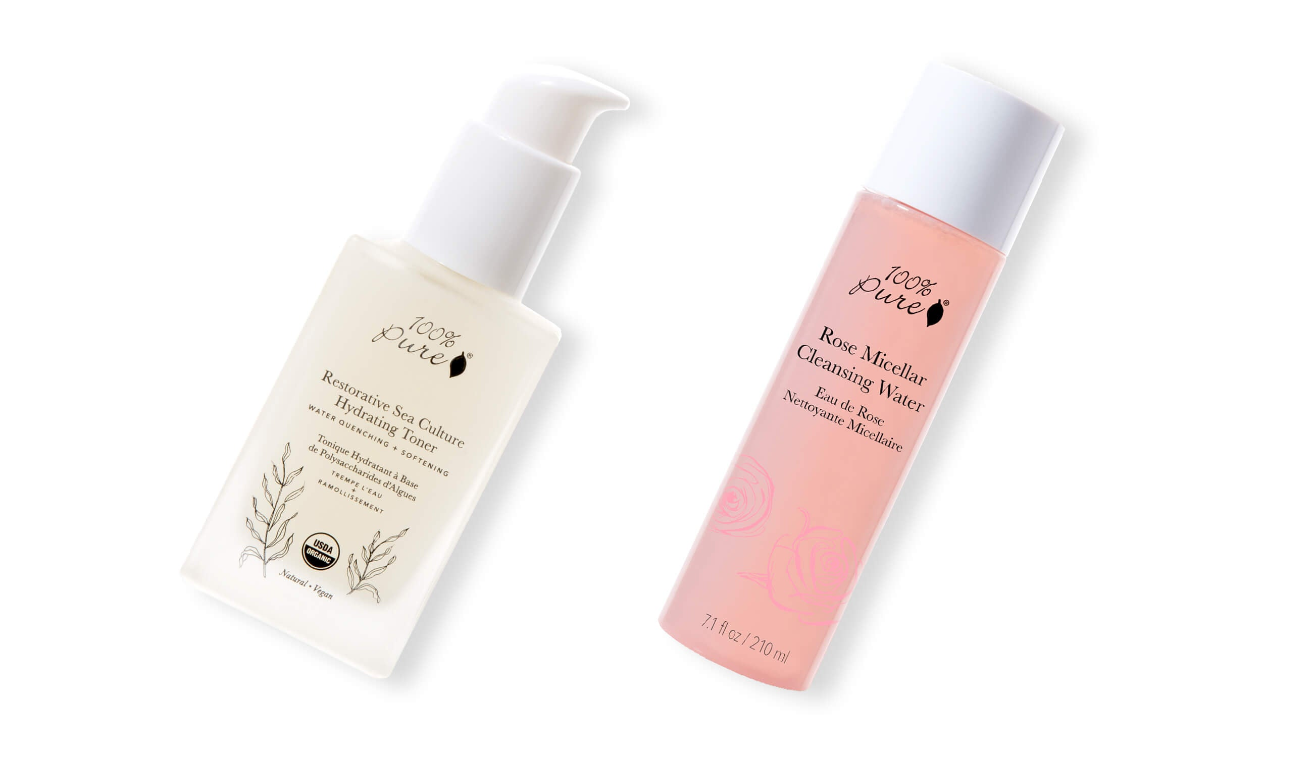 Toner Rose Cleanser