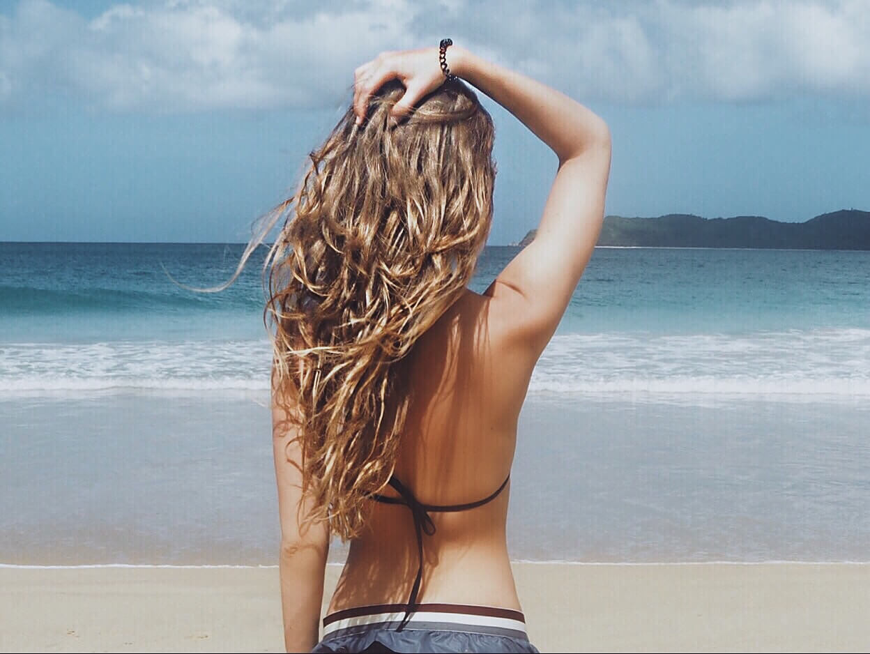 Beachy Hair Looks for Summer