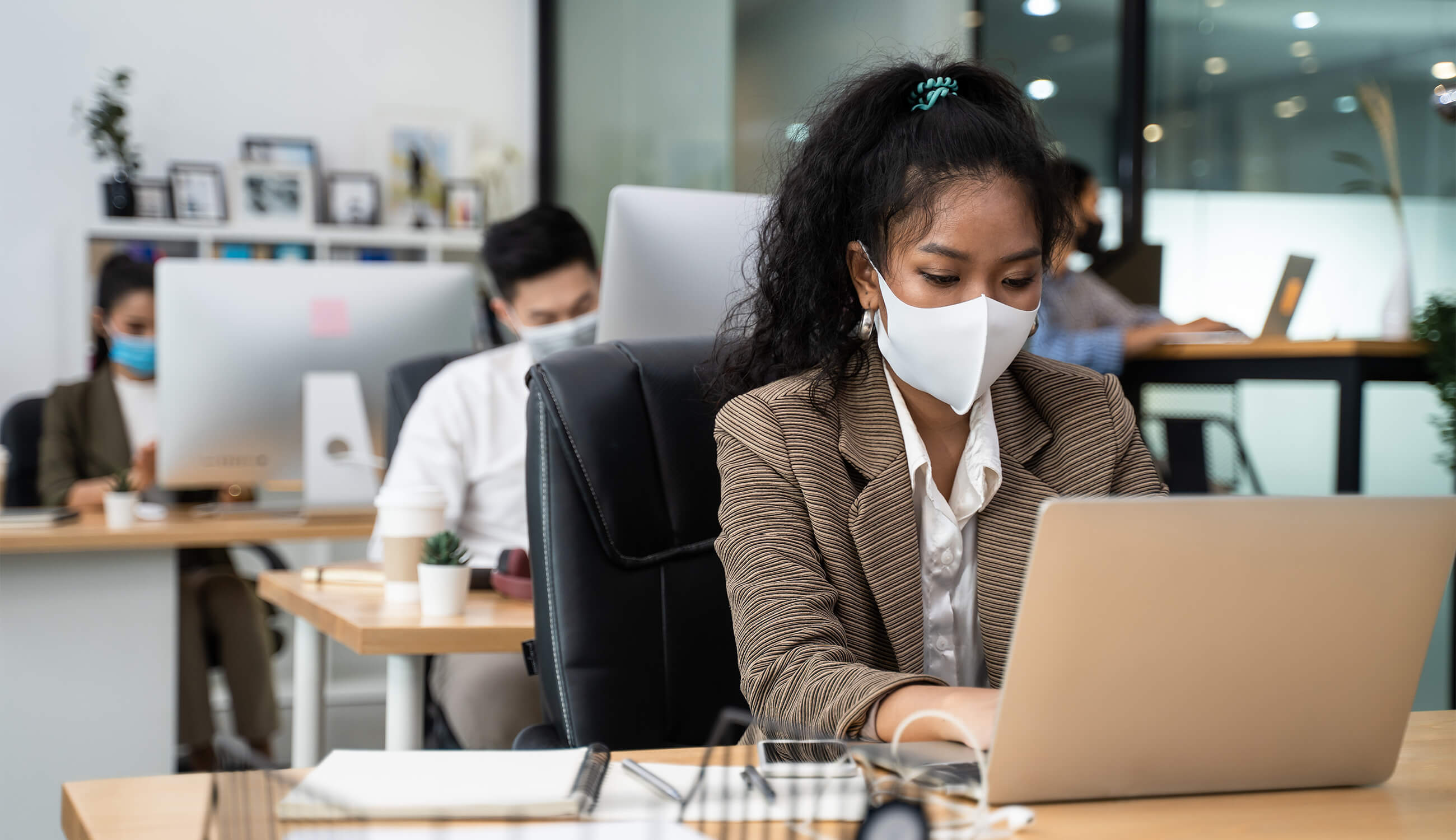 Work in office with masks.jpg