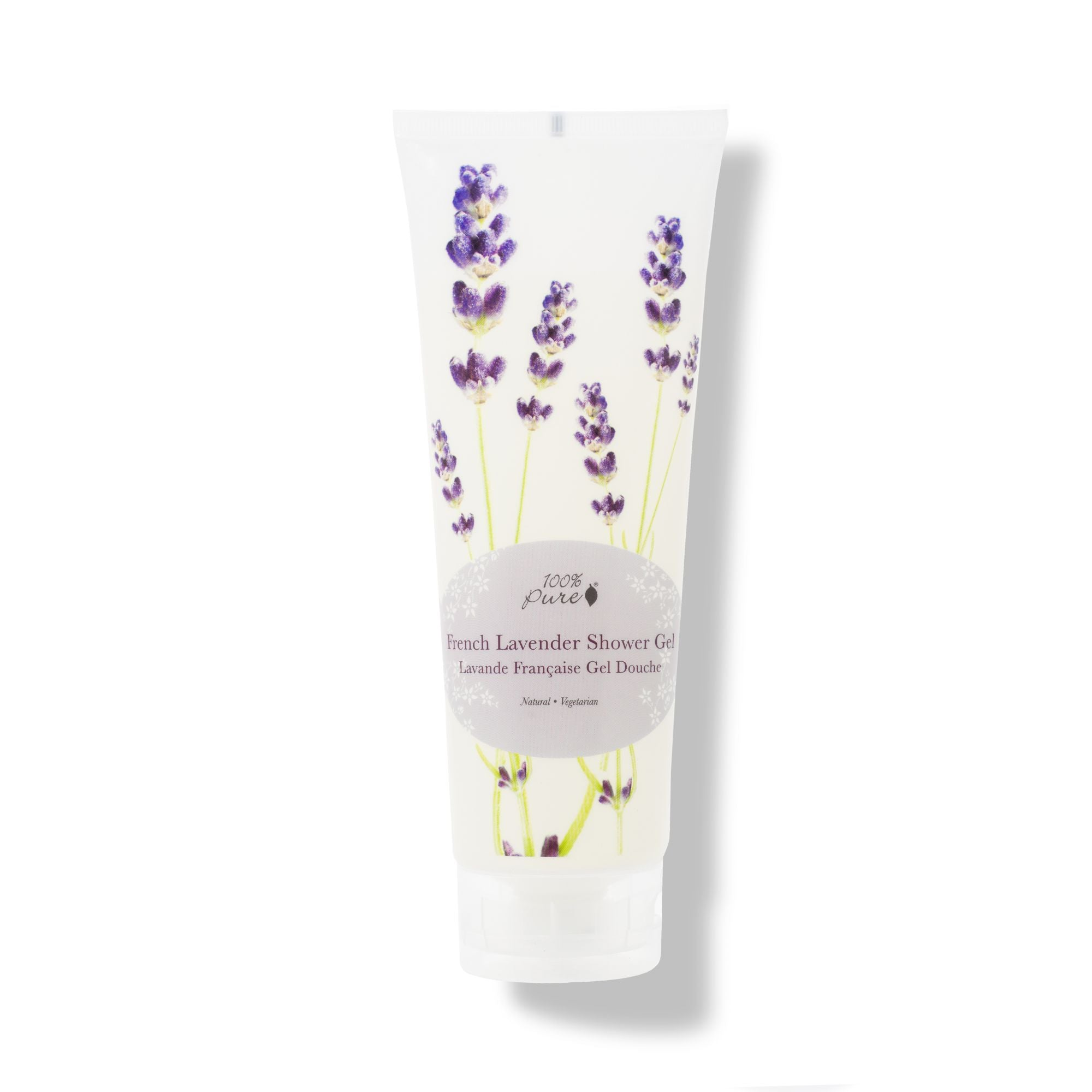 French Lavender Shower Gel