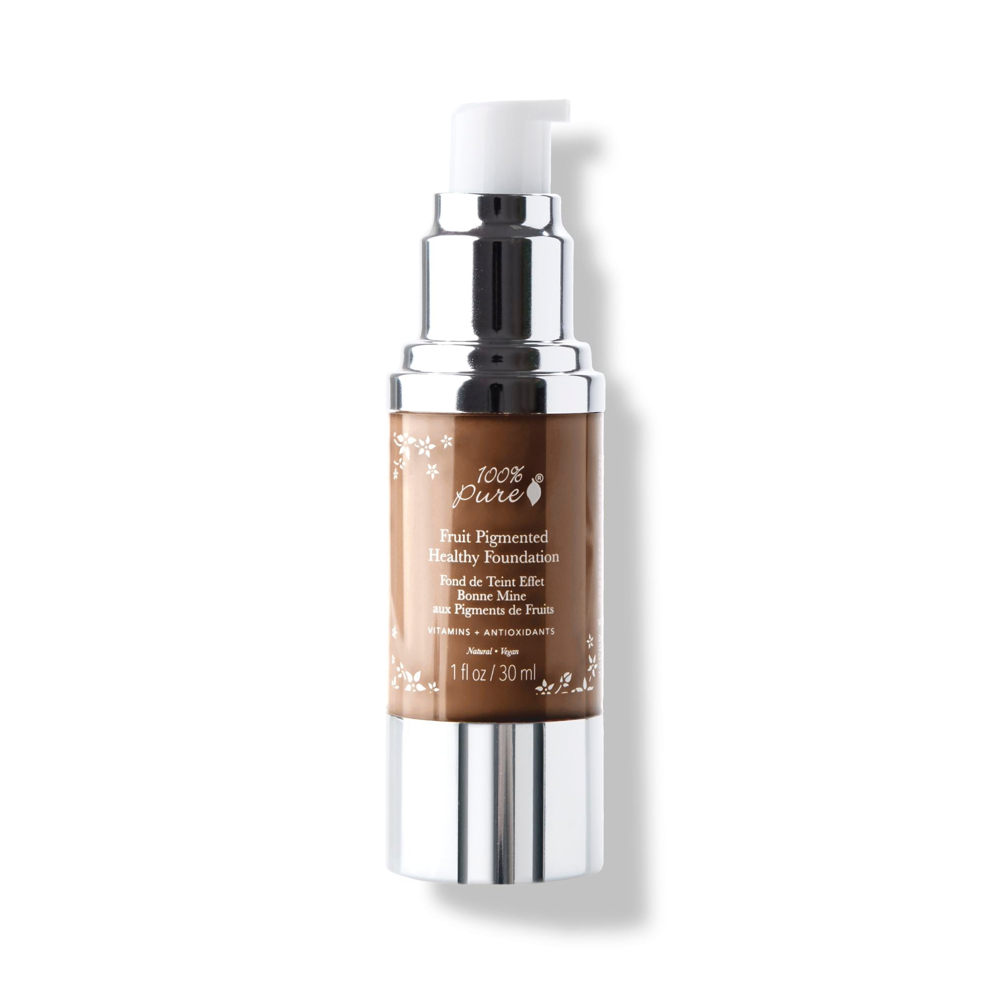 Fruit Pigmented® Healthy Foundation - Cocoa