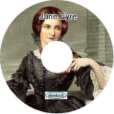 Jane Eyre by Charlotte Bronte: Audio book & Ebook on CD