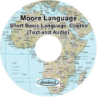 MORE MOORE MOR Short Basic Language Course : Text & Audio DVD