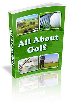 Golf books 120+ Vintage Golf Books & All About Golf DVD