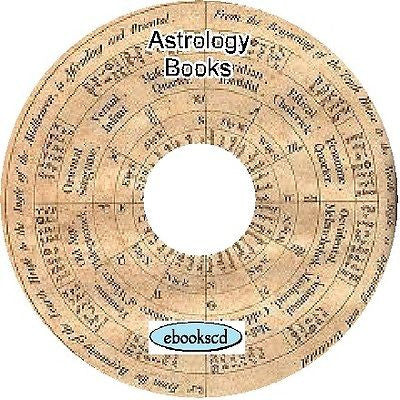Learn astrology & become an astrologer 14 books on CD