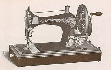 SINGER sewing machine 1893 Catalog on CD ~ 50+ pages