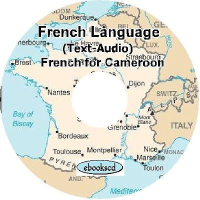 CAMEROON FRENCH Short Phrases course Text & Audio