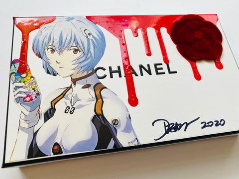 """Rei spray"" Original on Box (2020)"