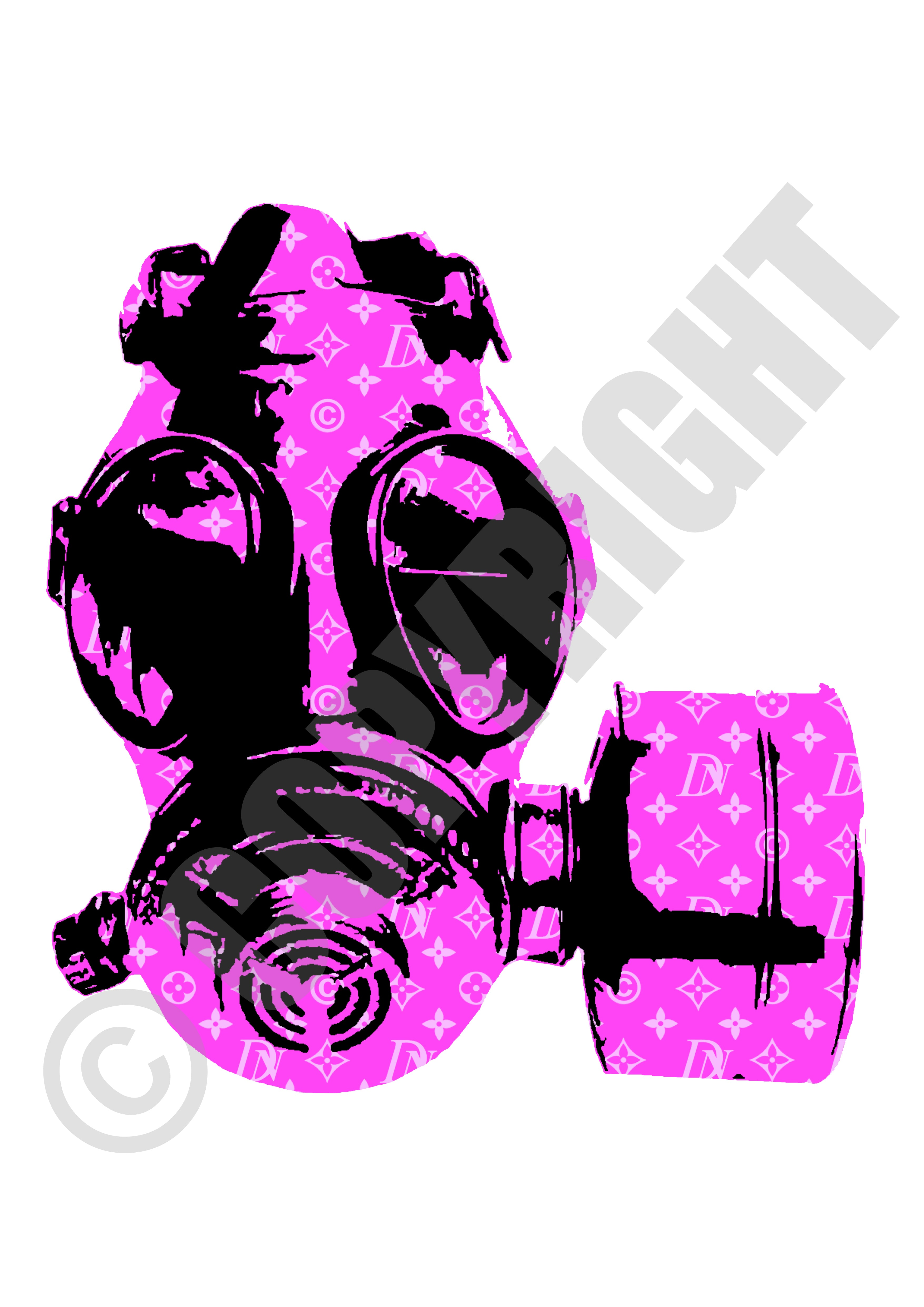 DN Mask Pink