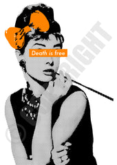 Audrey DIF Orange (A4)