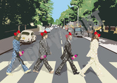 Beatles Crossing L Spray