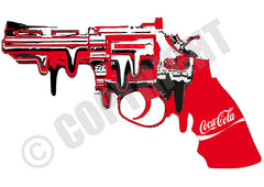 Soda Gun Red