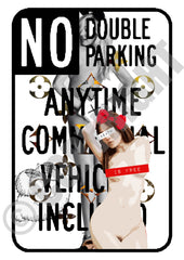 Double No Parking Candice