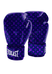 Boxing Gloves Purple