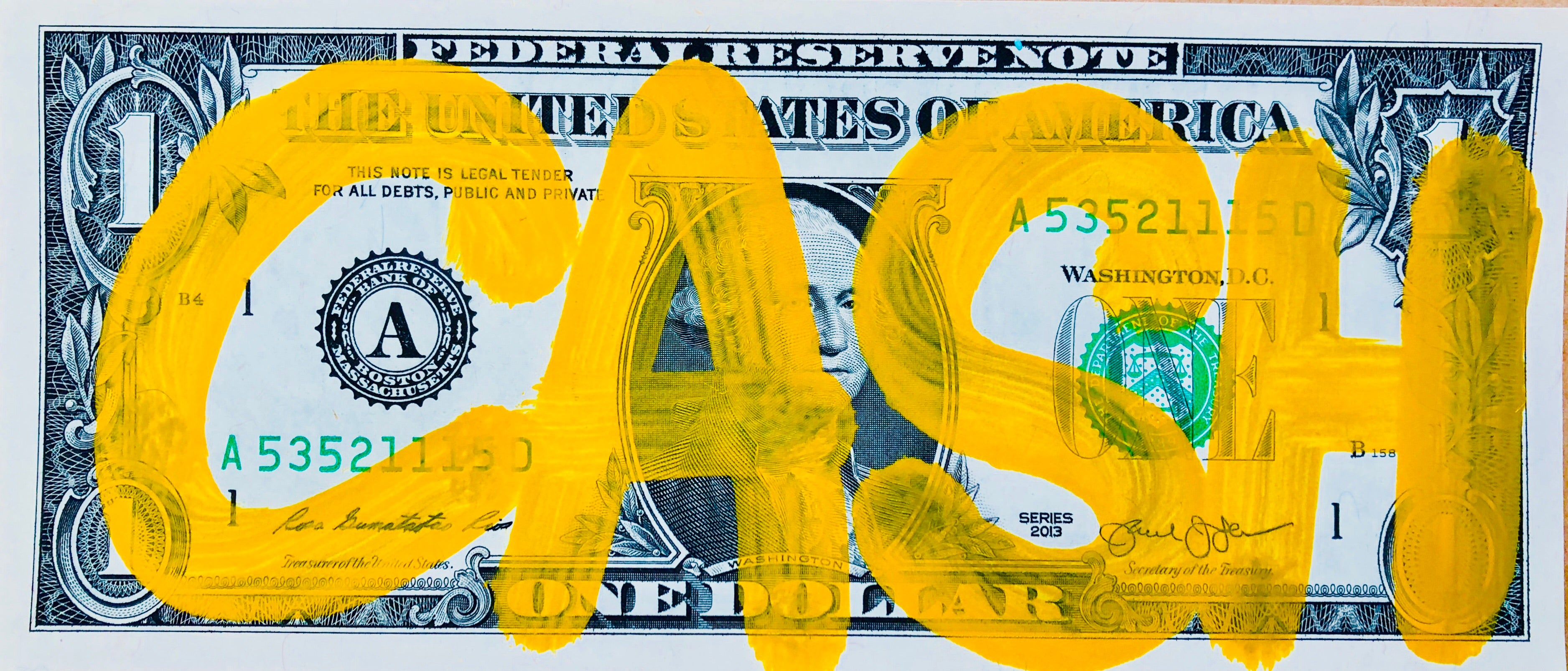 CASH (Yellow)