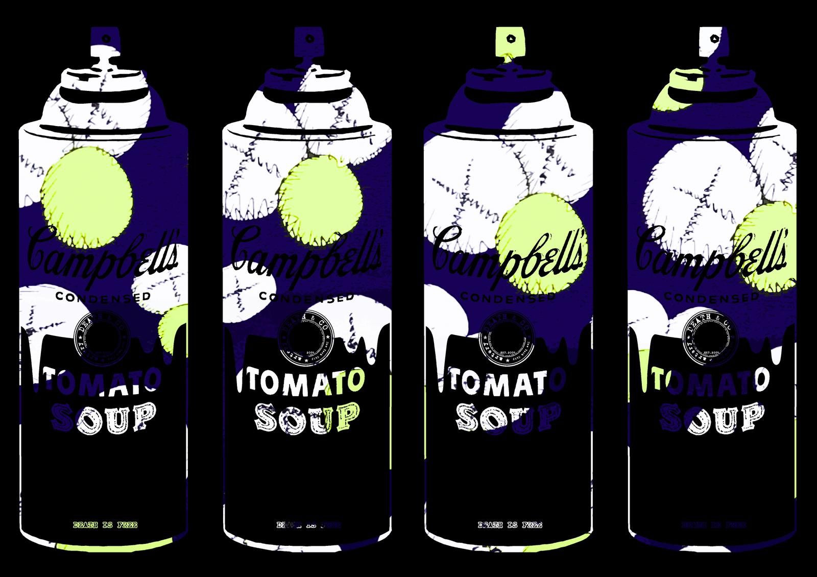 K xx Soup Spray Blue