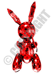 Koon Rabbit Red