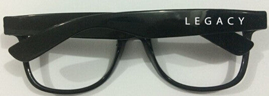 No-Lens Legacy Glasses