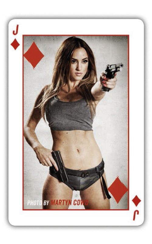 Hot Shots Playing Cards 2015