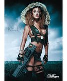 Hot Shots A2 Poster 2016 - Kelly Hall