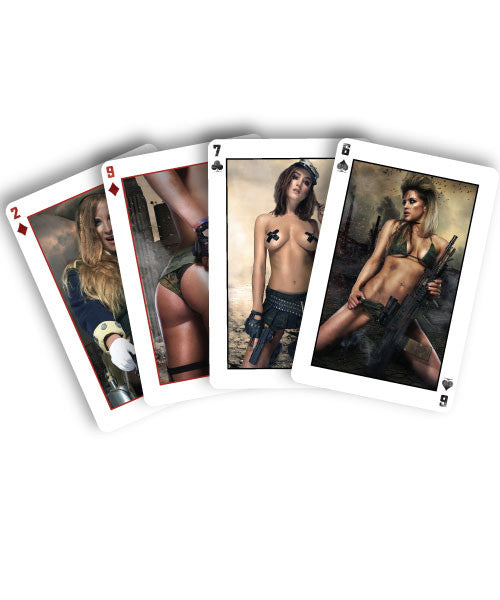 Hot Shots Playing Cards 2016 (NSFW)