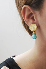 Birch Turquoise Earrings