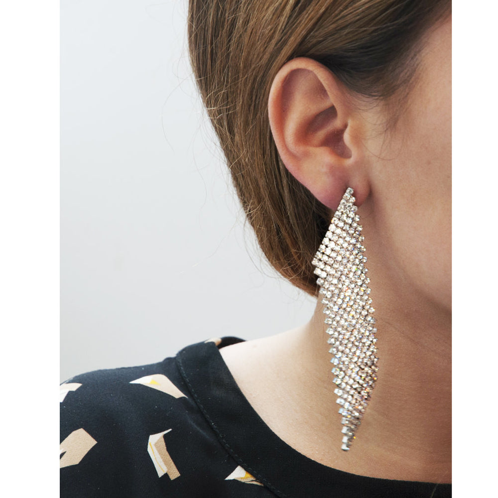 LaurenceCoste_Earrings_Crystal_Silver_London