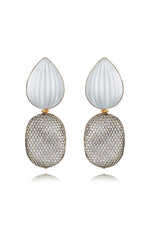 Bellini Glass Earrings