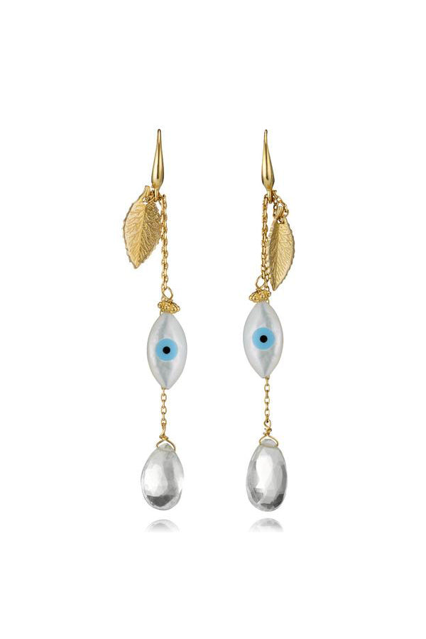 LaurenceCoste_Earrings_Gold_Pearl_London