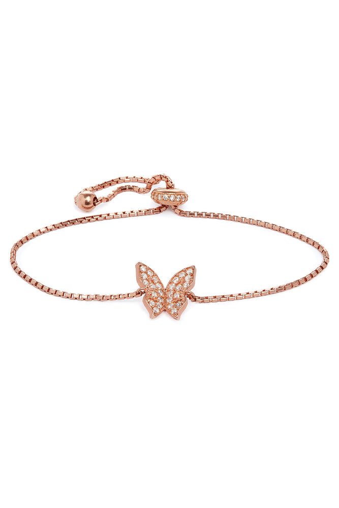 Butterfly Friendship Bracelet