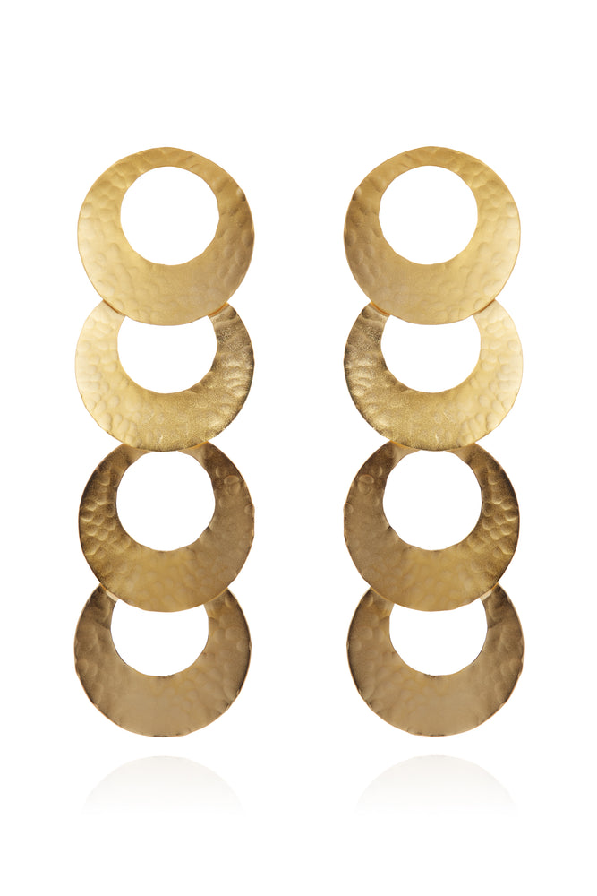 Casemira Long Earrings