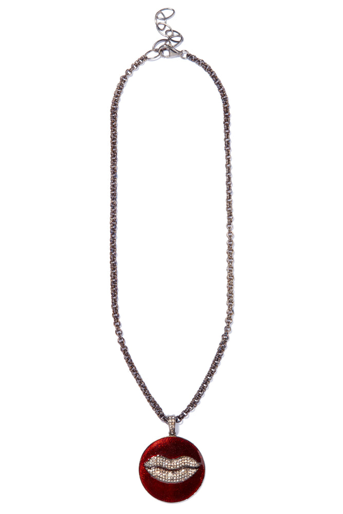 Jagger Diamond Necklace