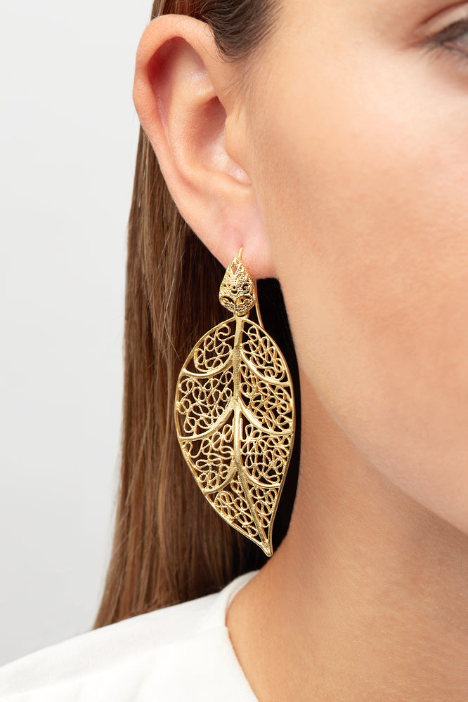 Garland Earrings