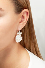 Millie Pearl Earrings