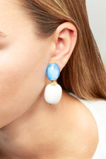 Delphine Contemporary Earrings