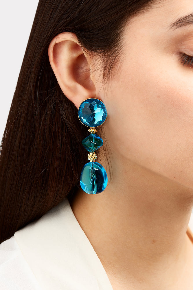 Azure Earrings
