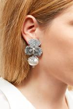 Coco Earrings with Pearl