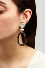 Ganya Metalic Earrings